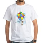 Balloon Bunch Corgi T-Shirt