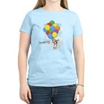 Balloon Bunch Corgi Women's Light T-Shirt