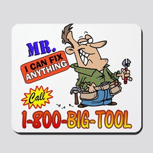 MR Fix it Mousepad