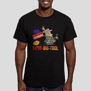 MR Fix it Men's Fitted T-Shirt (dark)