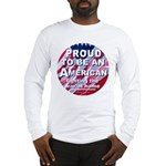 Proud American Long Sleeve T-Shirt