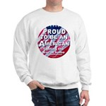 Proud American 2-sided Sweatshirt