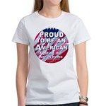 Proud American 2-Sided Women's T