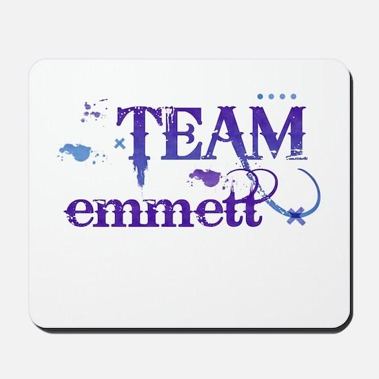 Team Emmett Mousepad