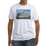 Old New Orleans Fitted T-Shirt