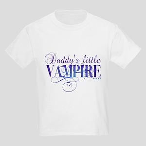 Daddy's Little Vampire Kids Light T-Shirt