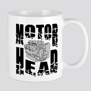 Motor Head Mug