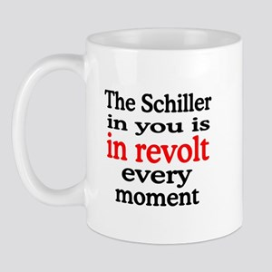 Schiller Revolt Mug
