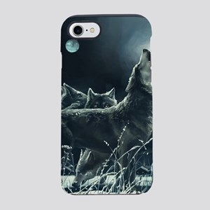 Winter Wolves iPhone 7 Tough Case