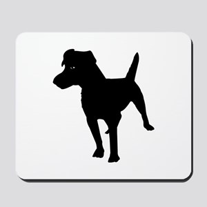 Patterdale Terrier Mousepad