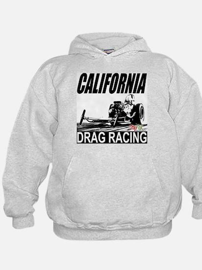CALIFORNIA DRAG RACING Hoodie