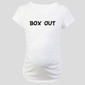 BOX OUT Maternity T-Shirt