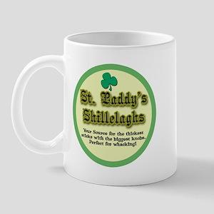 St. Paddy's Shillelaghs! Mug