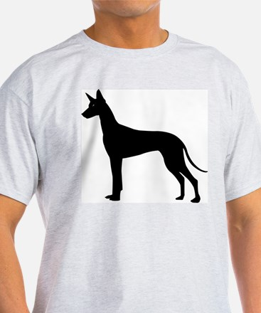 Pharaoh Hound Ash Grey T-Shirt