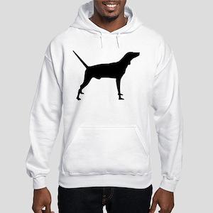 Plott Hound Hooded Sweatshirt
