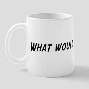 What would Sawyer do? Mug