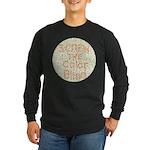 Color Blind Long Sleeve Dark T-Shirt