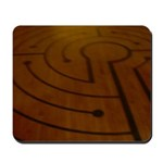 Relaxing Labyrinth Mousepad