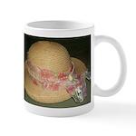 Elegant Derby Hat Mug