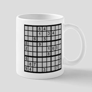Sudoku - Brainteaser Mug