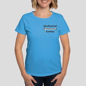 Mechanical Genius Women's Dark T-Shirt