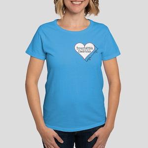 Irresistible Electrician Women's Dark T-Shirt