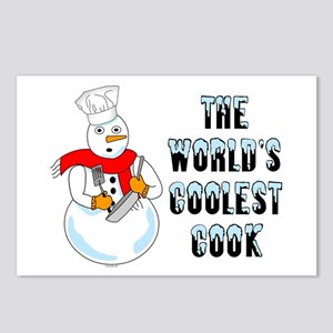 Coolest Cook Postcards (Package of 8)