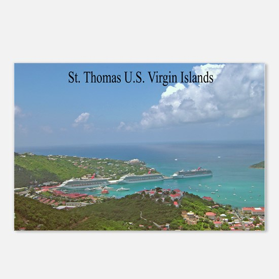 Home of Blackbeard Postcards (Package of 8)