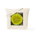 Yellow Mariposa Lily Tote Bag