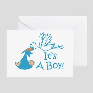 It's a Boy Greeting Card