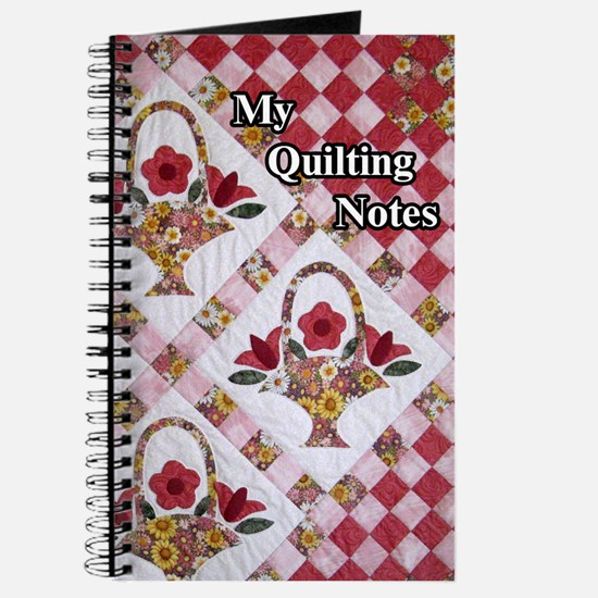 My Basket Full of Tricks and Tips Journal