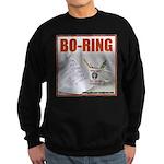 Boring Office Guy Sweatshirt (dark)