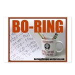 Boring Office Guy Postcards (Package of 8)
