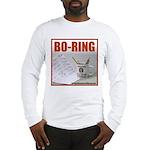Boring Office Guy Long Sleeve T-Shirt