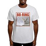 Boring Office Guy Light T-Shirt