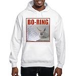 Boring Office Guy Hooded Sweatshirt