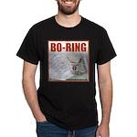 Boring Office Guy Dark T-Shirt