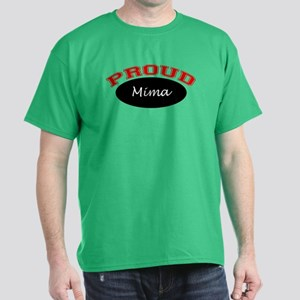 Proud Mima Dark T-Shirt