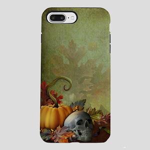Halloween Skull iPhone 7 Plus Tough Case