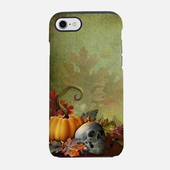 Halloween Skull iPhone 7 Tough Case