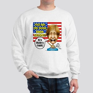 Sheehan Book Signing Sweatshirt