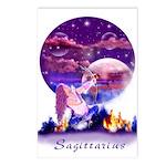 Sagittarius Postcards (Package of 8)