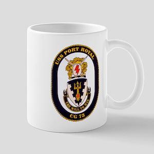 USS Boone FFG 28 Navy Ship Mug