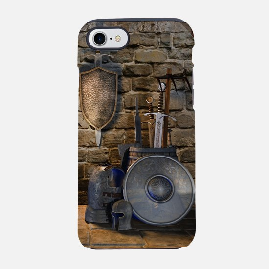 Medieval Weaponry iPhone 7 Tough Case