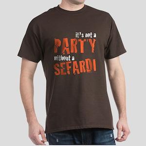 Party Sefardi Dark T-Shirt