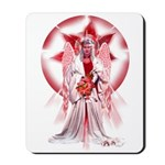 Angel of Blessings Mousepad