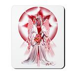 Angel of Blessings Mousepad