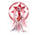 Angel of Blessings Postcards (Package of