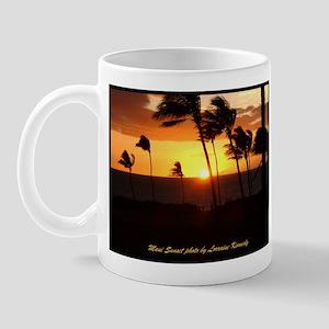Maui Sunset photo Mug