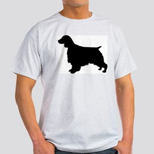 Welsh Springer Spaniel Ash Grey T-Shirt